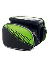 Bike Phone Bag Bike Frame Bag Waterproof  Zipper Wearable Phone/Iphone Touch Screen Bicycle Bag Cycle