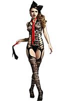 Costumes Vêtement de nuit Femme,Sexy Jacquard
