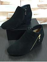 -Для женщин-Повседневный-Полиуретан-На плоской подошве-Удобная обувь-На плокой подошве