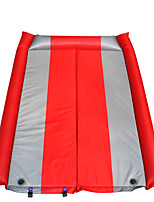 Inflated Mat Camping Pad Sleeping Pad Heat Insulation Moistureproof/Moisture Permeability Waterproof Camping Traveling Outdoor Indoor PVC
