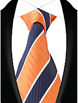 3 kinds Wedding Men's Tie Necktie Pink Orange Blue