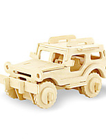 Jigsaw Puzzles 3D Puzzles Building Blocks DIY Toys Car Wood Model & Building Toy
