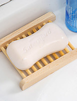 Natural Wooden Non Disposable Soap Box