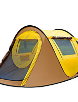 Tent Outdoor 2-3 People Automatic Camping Tents Double Camping Vouchers 1 Set