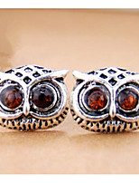 Delicate Restoring Ancient Ways Is The Big Eyes Of An Owl Earrings
