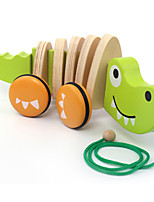 Building Blocks For Gift  Building Blocks Model & Building Toy Crocodile Wood 2 to 4 Years 5 to 7 Years Toys