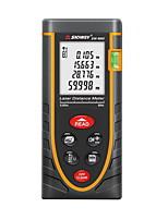 Sndway SW-M60 Digital  60m 635nm Laser Distance Measurer with 1.5V AAA Batteries