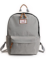 Women Backpack Canvas All Seasons Formal Casual Outdoor Office & Career Shopping Bucket Zipper Green Black Blushing Pink Gray