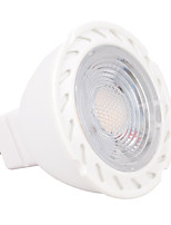 5W GU4(MR11) LED Spotlight MR16 6 SMD 2835 430-450 lm Warm White Cool White Dimmable AC/DC 12 V 1 pcs