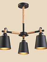 Lustre ,  Retro Peintures Fonctionnalité for LED Métal Salle de séjour Chambre à coucher Salle à manger Cuisine Bureau/Bureau de maison