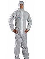 SataAnti-staticClothingXXL BreathableFilmDust-proofAndAnti-static Paint Chemical Protective Clothing Overalls With capGarment /1
