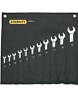 Stanley 11 Sets Of Metric Polished Long Wrench / 1 Set