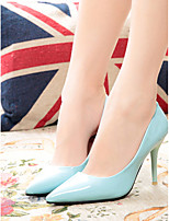 Women's Heels Spring Fall Club Shoes Comfort Pump Fashion OL Style All Match Office & Career Dress Stiletto Heel