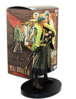 Anime Action Figures Inspired by One Piece Roronoa Zoro PVC 17 CM Model Toys Doll Toy