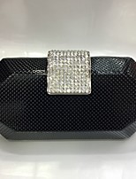 Women PU Event/Party Wedding Evening Bag Silver Black Gold Champagne