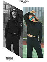 Women's Running Comfortable Spring Summer Golf Leisure Sports Chinlon Loose Leisure Sports Solid