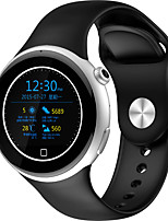High luxry heart rate tracker montre intelligente c5 imperméable à l'eau montre-bracelet sport podomètre smartwatch pour ios smartphone
