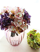 7 Flower Heads/piece)Artificial Flowers Cheap Orchid Decoration Flower for Home Decoration