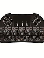 TZ P9 Backlight Edition Wireless Mini Keyboard with Mouse Touchpad 2.4GHz wireless Backlight Function with Touchpad