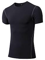 T-shirt de sport pour hommes en été