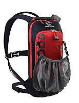 6 l de sac à dos&Randonnée pédestre loisir sport voyageur imperméable à l'eau multifonctionnel antichoc