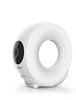 Ibaby® m2 pro 720p wi-fi цифровой видеомонитор для младенцев с поддержкой ночного видения с двухсторонней аудиосистемой