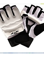 Sports Gloves Exercise Gloves Pro Boxing Gloves for Boxing Fitness Muay Thai Fingerless GlovesKeep Warm Breathable Protective High