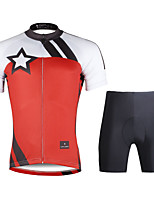 Paladin Sport Men  Cycling Jersey  Shorts Suit DT743