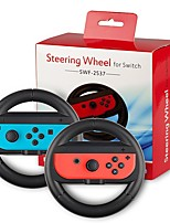 Joy-Con Steering Wheel for Nintendo Switch Controller  Nintendo Switch Joncon Steering Wheel (Set of 2) Black
