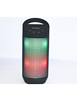 BT809L Wireless bluetooth speaker LED light Mini