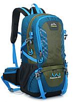40 L Sac à Dos de Randonnée Escalade Sport de détente Camping & Randonnée Etanche Résistant à la poussière Respirable Multifonctionnel
