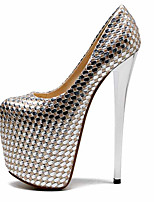 Women's Heels 19CM Heel Height Sexy Round Toe Stiletto  Pumps Party Shoes