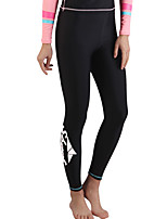 1 Pcs  Women's Sunscreen  norkeling Suit Jellyfish Surfing Bodybuilding Swimming Trousers