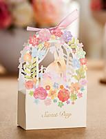 12 Stück / Set Geschenke Halter-Quader Kartonpapier Geschenkboxen Nicht personalisiert