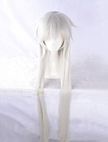 Parrucche Cosplay Cosplay Cosplay Lungo Anime/Videogiochi Parrucche Cosplay 100 CM Tessuno resistente a calore