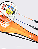 Raquetes para Badminton Á Prova-de-Água Durabilidade Ligas de Ferro 1 Pças. para