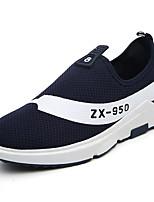 Мужская спортивная обувь весна осень комфорт тюль открытый шнурок
