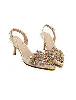 2016 star with fine with high-heeled sandals rhinestone beaded sandals