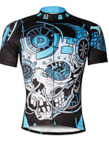 Breathable And Comfortable Paladin Summer Male Short Sleeve Cycling Jerseys DX738