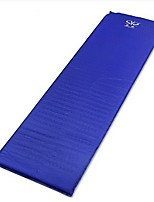 Moistureproof/Moisture Permeability Inflated Mat Blue Camping Traveling