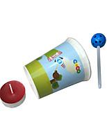 Jouets Pour les garçons Jouets de Dé ouverte Kit de Bricolage Jouets Découverte & Science Cylindrique
