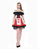 Cosplay Costumes Party Costume Masquerade Wizard/Witch Princess Queen Cinderella Fairytale Movie Cosplay Dress Halloween Carnival Female