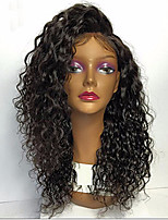 Premier Loose Curly Wave Lace Front Human Hair Wigs-Glueless 130%150%180% Density Brazilian Virgin Remy Wigs with Baby Hair