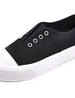 Women's Heels Spring Creepers Comfort PU Casual