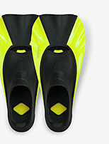 Diving Fins Short Blade Diving / Snorkeling Mixed Materials Eco PC