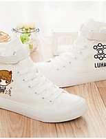 Women's Sneakers Spring Comfort Canvas Casual