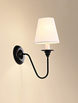 E14 Rustic/Lodge Black Oxide Finish Feature for Eye ProtectionAmbient Light Wall Sconces Wall Light