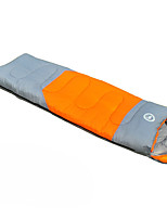 Sleeping Bag Rectangular Bag Single -3-8 Hollow CottonX75 Hiking Camping Traveling Keep Warm Portable