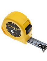 Stanley White Series 8M Metric Easy Hook Tape 8M