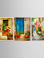 Canvas Set Abstract Animal Classic Traditional,Three Panels Canvas Vertical Print Wall Decor For Home Decoration